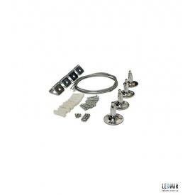 Тросовий підвіс для шинопровода Feron LD1002 150 см