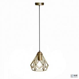 Потолочный подвесной светильник NL 538 BN бронза