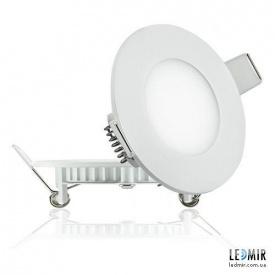 Светодиодный светильник Lezard Круг Downlight 3W-4200K