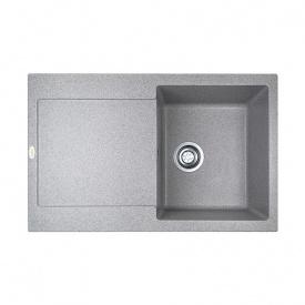 Гранітна мийка Idis Carex №2 780x500 Fashion Gray