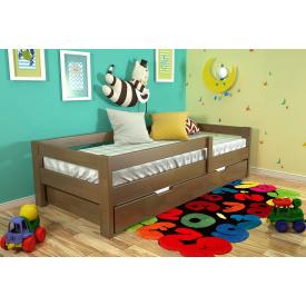 Кровать из массива Бука Альф Арбор Орех