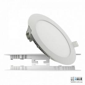 Светодиодный светильник Lezard Круг Downlight 9W-4200K