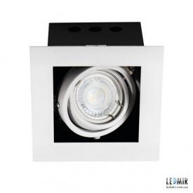 Встраиваемый светильник Kanlux MERIL DLP-50-W GU10 Белый