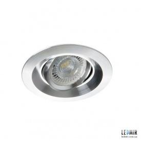 Встраиваемый светильник Kanlux COLIE DTO-AL GU10 Алюминий
