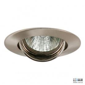 Встраиваемый светильник Kanlux CEL CTC-5519-C/M Gx4 хром сатиновый