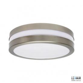 Накладной светильник Kanlux JURBA DL-218O никель сатиновый