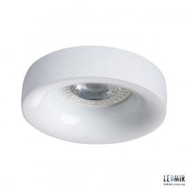Встраиваемый светильник Kanlux ELNIS L W GU10 Белый