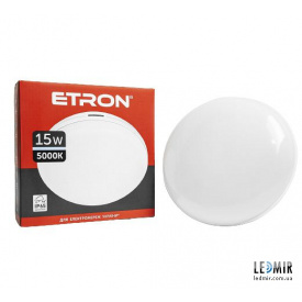Светодиодный светильник ETRON 1-EСP-504-С 15W-5000К