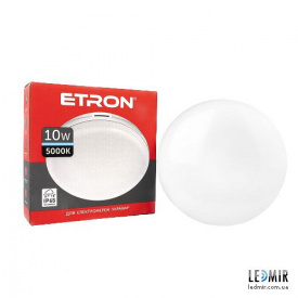 Светодиодный светильник ETRON 1-EСP-502-С 10W-5000К