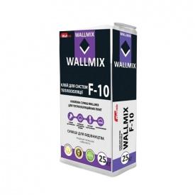 Клей для систем теплоизоляции Wallmix F-10 25 кг
