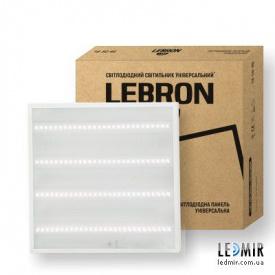 Светодиодный светильник Lebron Prismatic 36W-4000K