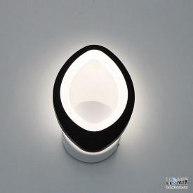 Настенный светодиодный светильник F+Light LD3477-1BK 9W-MULTI
