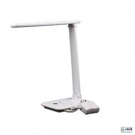 Светодиодная настольная лампа ElectroHouse 10W-2700-6500K Белая