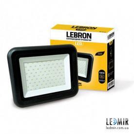 Светодиодный прожектор Lebron 100W-6500K