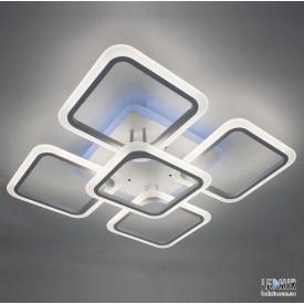 Светодиодная люстра F+Light Smart Light LD3689-5+RGB 103W-2700-7000K