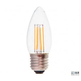 Светодиодная лампа Feron LB58 C37 4W-E27-4000K