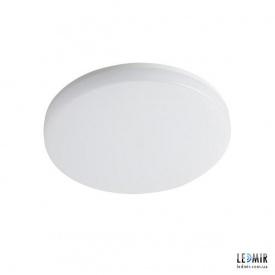 Светодиодный светильник Kanlux VARSO Круг накладной 18W-4000К белый с датчиком движения