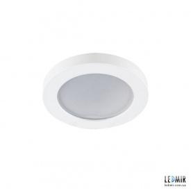 Встраиваемый светильник Kanlux FLINI IP44 DSO-W GU10 Белый