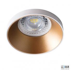 Встраиваемый светильник Kanlux SIMEN DSO W/G GU10 Белый
