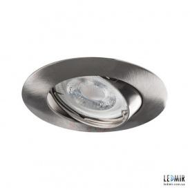 Встраиваемый светильник Kanlux LUTO CTX-DT02B-C/M G5.3 хром матовый