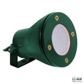 Грунтовой светильник Kanlux AKVEN LED Gx5,3, зеленый