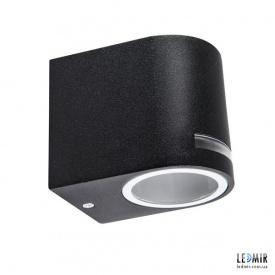 Фасадный светильник Kanlux NOVIA EL 120 D GU10, черный