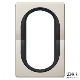 Рамка одноместная для 2-й розетки Aling-Conel EON E6805,9E