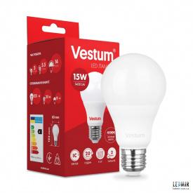 Світлодіодна лампа Vestum A65 15W-E27-4100K