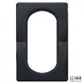 Рамка одноместная для 2-й розетки Aling-Conel EON E6805E1E