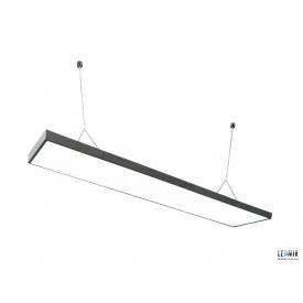 Светодиодный светильник Velmax V-LOL 36W-6200K черный