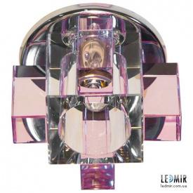 Светодиодный светильник Feron C1037 JCD9 Розовый