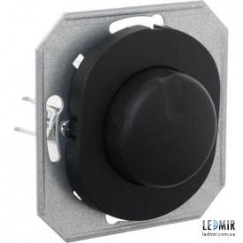 Выключатель поворотный Aling-Conel E6173E1 черный