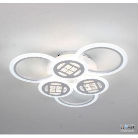 Светодиодная люстра F+Light Smart Light LD4201-3+3 78W-2800-7000K