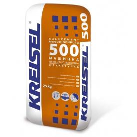 Штукатурка KREISEL 500 Kalkzement-Maschinenputz 30 кг