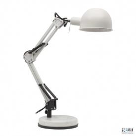 Настольная телескопическая лампа Kanlux Е14-40W Белая