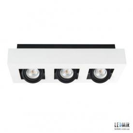 Накладной светильник Kanlux STOBI DLP 350-W GU10 Белый