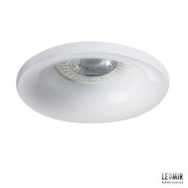 Встраиваемый светильник Kanlux ELNIS S W GU10 Белый