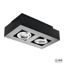 Накладной светильник Kanlux STOBI DLP 250-B GU10 Черный