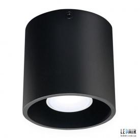 Накладной светильник Kanlux ALGO GU10 CO-B Черный