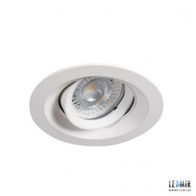 Встраиваемый светильник Kanlux COLIE DTO-W GU10 Белый