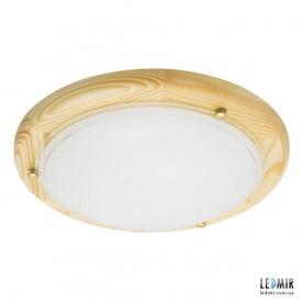 Накладной светильник Kanlux TIVA 1030 SDR/ML-SN E27 сосна