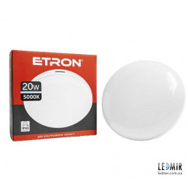 Светодиодный светильник ETRON 1-EСP-506-С 20W-5000К