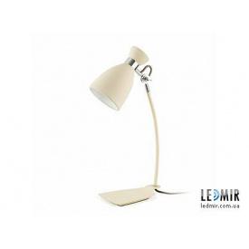 Настольная лампа Kanlux RETRO TABLE LAMP В Е14-20W Бежевая