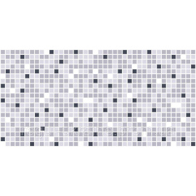 Панель ПВХ Регул Микс серый 0,3х480х957 мм