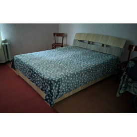 Ліжко двоспальне 160х200 Еверест дуб сонома+трюфель