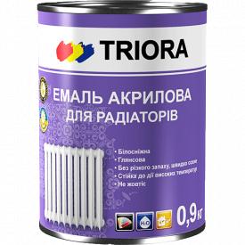 Емаль акрилова для радіаторів TRIORA 2 л