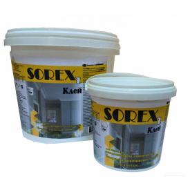 Клей для потолочных плит Sorex 1 кг