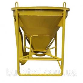 Бадья для бетона Рюмка Скиф 0,75 -2 м33