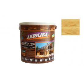 Пропитка акриловая для дерева Akrilika сосна 2 л