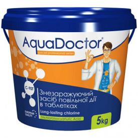 Длительный хлор AquaDoctor C-90T 5 кг